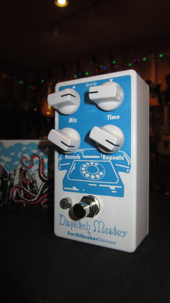 2018 Earthquaker Devices Dispatch Master MKIII