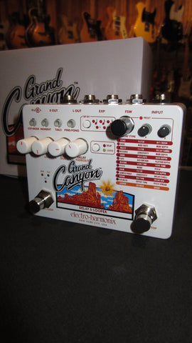 2019 Electro-Harmonix Grand Canyon Delay and Looper