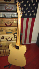 Preowned 2018 Fender Classic Player Baja Telecaster Blonde