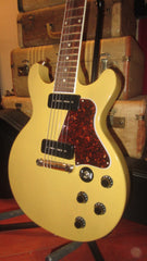 2018 Gibson Les Paul DC Ltd TV TV Yellow