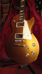 Preowned 2018 Gibson Les Paul Tribute Goldtop