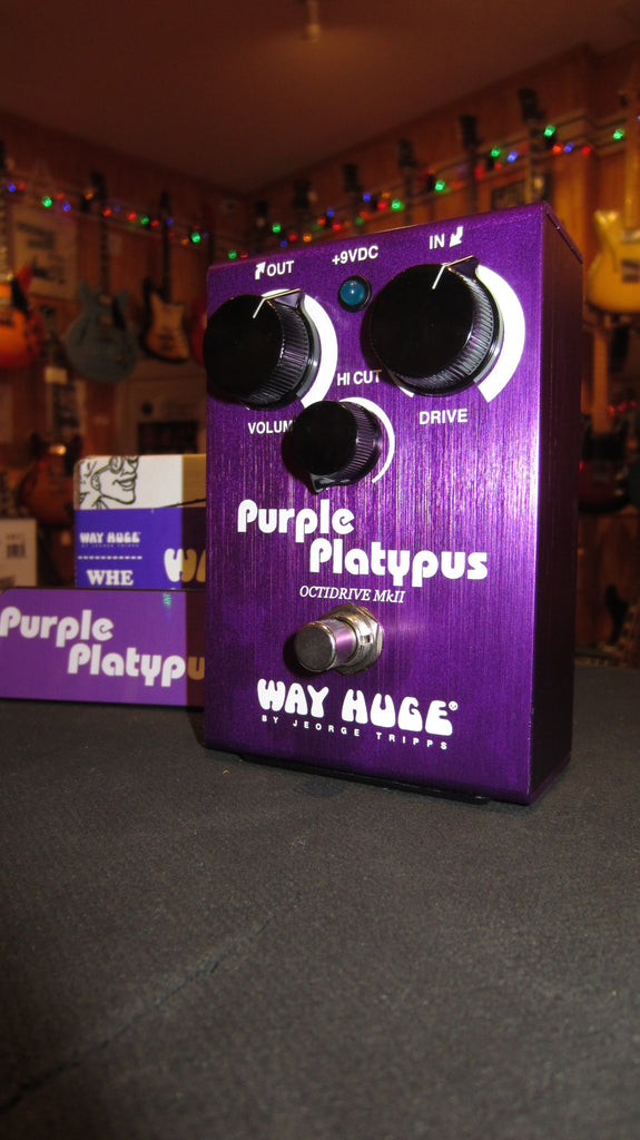 Way Huge Electronics Purple Platypus Octidrive MKII
