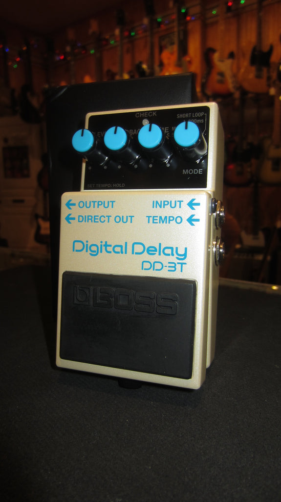 2019 Boss DD-3T Digital Delay White
