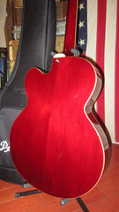 2019 D'Angelico Premier Red
