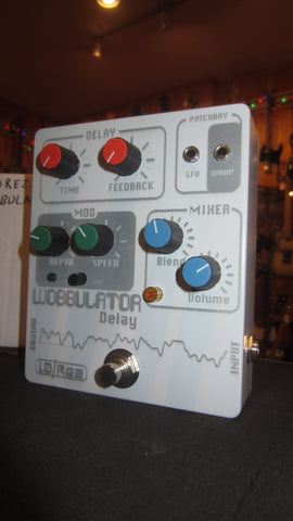 L0/rez Effects Wobbulator Delay