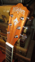 Washburn Harvest Series WG7SCE Acoustic Electric Cutaway