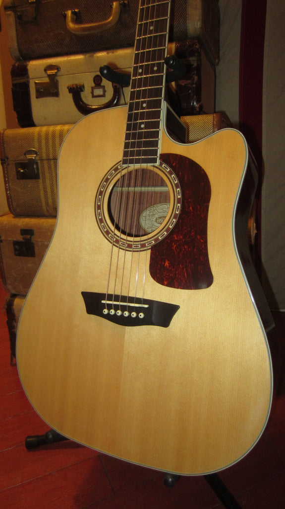 Washburn Heritage 20 Series HD20SCE Acoustic / Electric with Cutaway