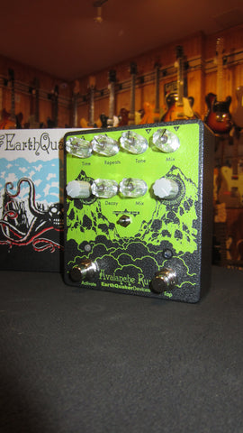 2020 Earthquaker Devices Avalanche Run RYO Edition Silver Vein