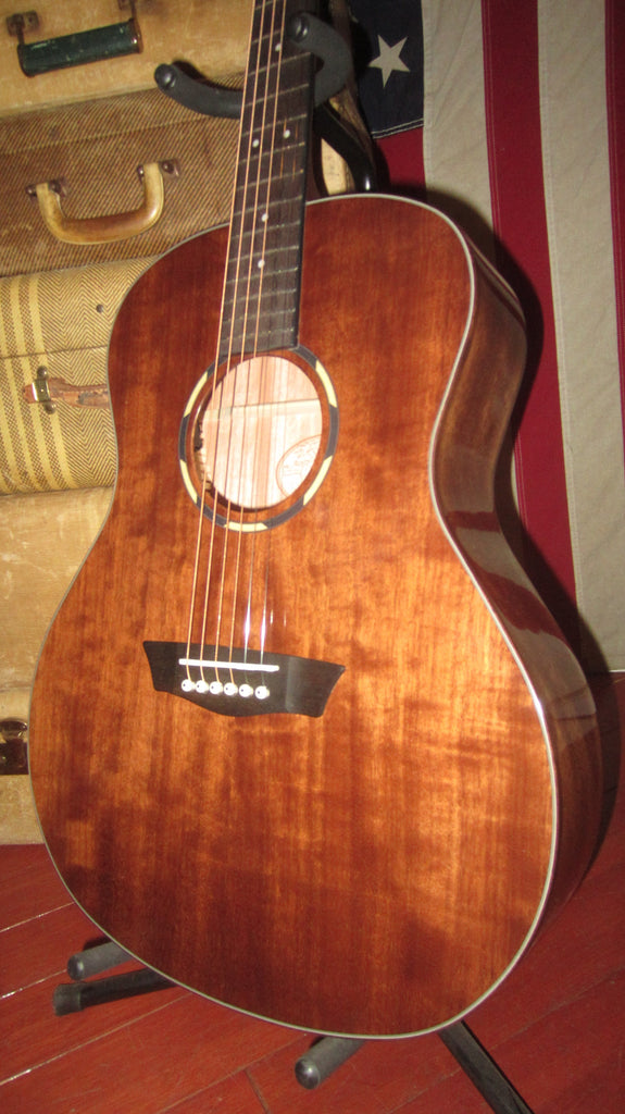 2020 Washburn Woodline 012SE Natural