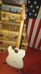 Greg Adams Relic Guitars '62 Tele Relic Telecaster Blonde w/ Gig Bag