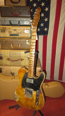 Greg Adams Relic'd Guitars '53 Tele Blonde w/ Gig Bag
