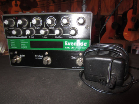 Circa 2010's Eventide Modfactor Pedal w/ Power Supply
