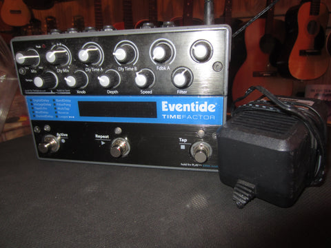 Circa 2010's Eventide Time Factor Pedal