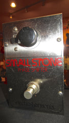 Vintage 1975 Electro-Harmonix Small Stone Phase Shifter Chrome