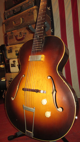 Vintage 1953 Epiphone Century Hollowbody Electric