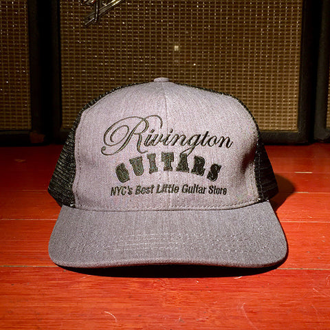 Rivington Guitars Hat (Grey)