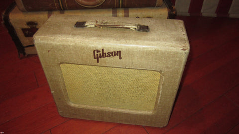 1954 Gibson Les Paul Junior Amp