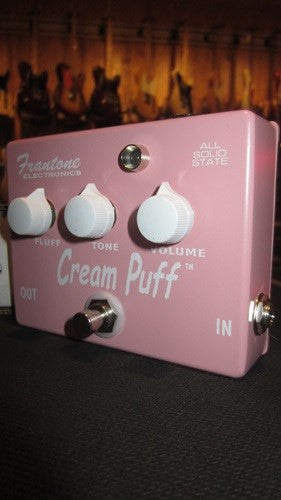 Frantone Cream Puff Distortion