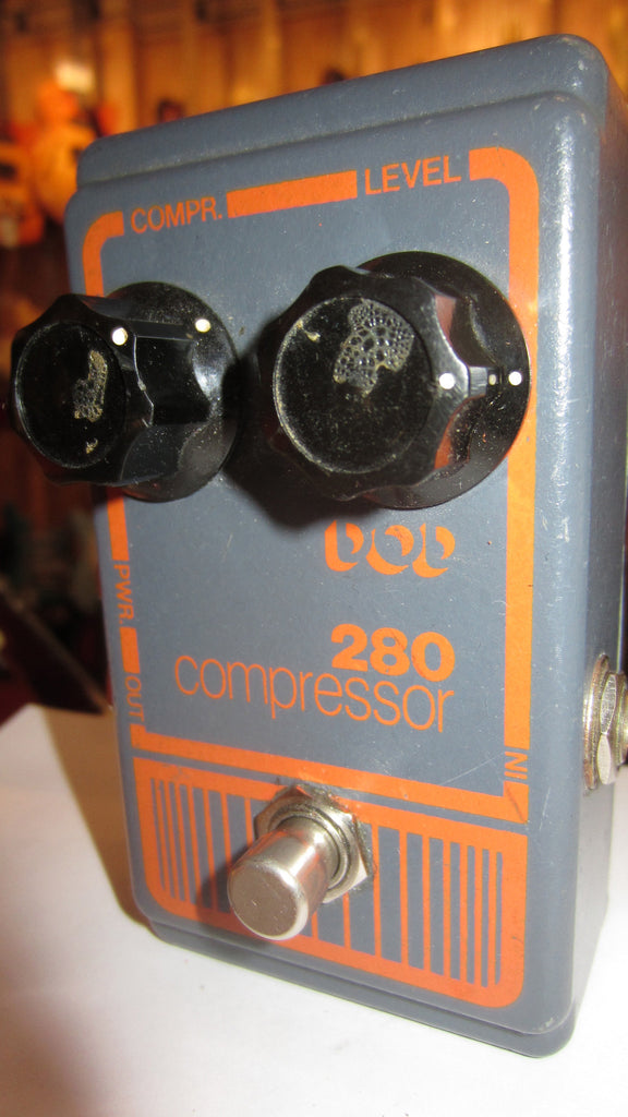 1983 DOD Compressor 280 Grey Box Grey