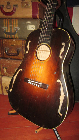 1930 Gibson HG-22 Acoustic w/ F holes