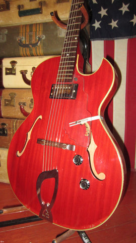 1966 Guild® T-100 Slim Jim