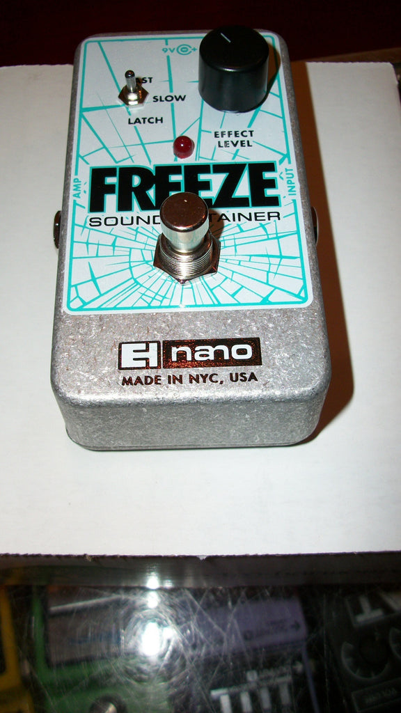 2019 Electro-Harmonix Freeze Chrome