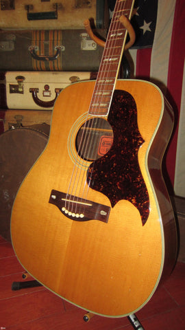 1971 Yamaha FG-300 Dreadnought Acoustic