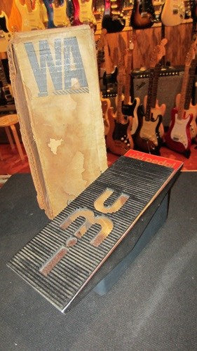 60s UMI wah pedal