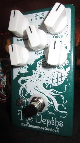 Earthquaker Devices The Depths Vibe Pedal