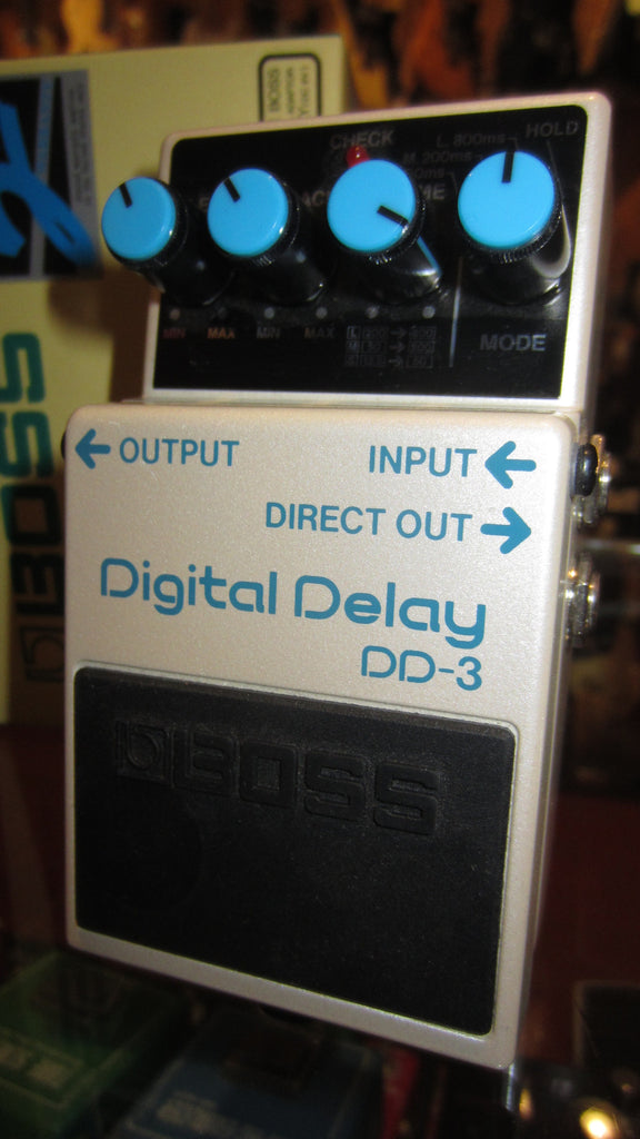 2018 Boss DD-3 Delay Pedal