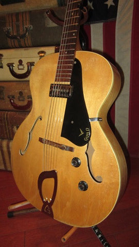 1964 Guild® X-50 B Archtop Electric