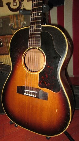 Vintage Original 1960 Gibson LG-2 Small Bodied Acoustic