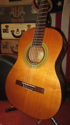 1963 Gibson C-1 Classical Nylon String