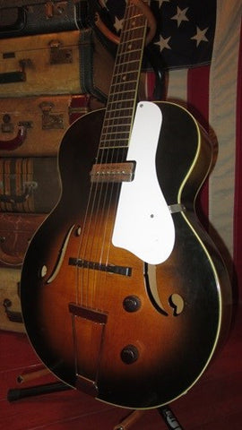 Harmony Model H-51 Roy Smeck Archtop Electric