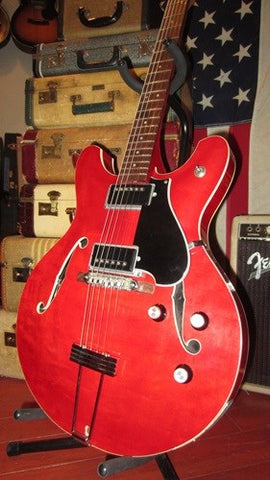Vintage Original Circa 1968 Yamaha SA-30 Hollowbody Electric