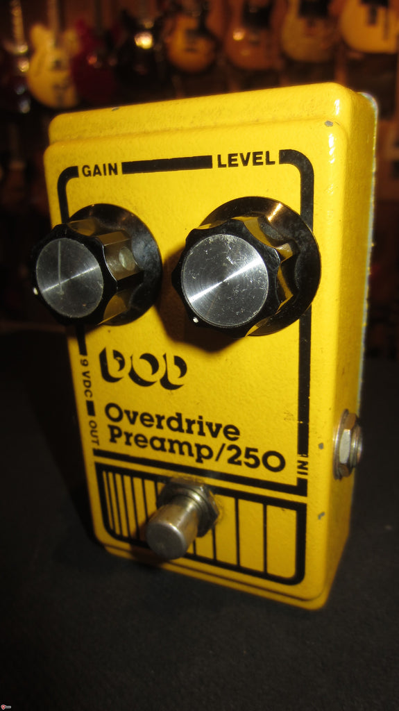 Vintage Circa 1979 DOD Overdrive Preamp/250