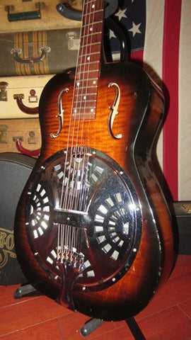1999 Dobro F-60 Resonator Guitar