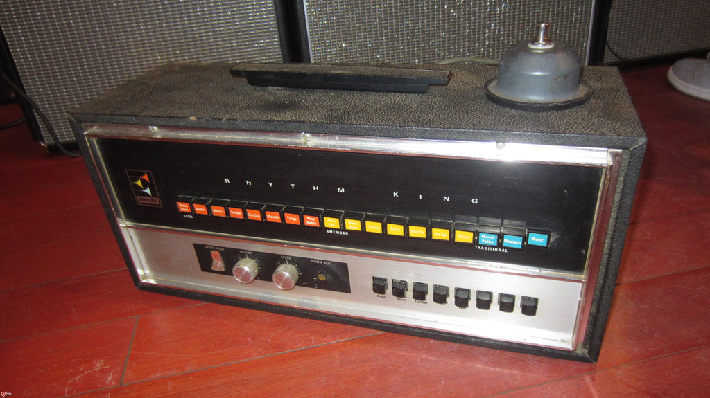 Circa 1967 Maestro Rhythm King MRK-1 Drum Machine