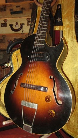 Gibson ES-140 thick body from 1956
