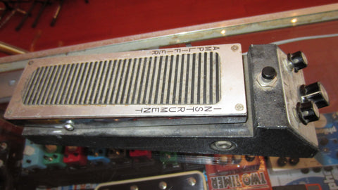 1969 Sin-Ei Hurricane Siren Wah Wah Chrome and Black