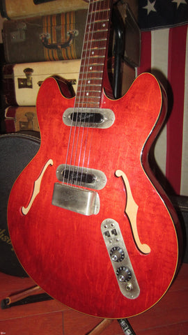 Circa 1971 Gibson ES-320 Semi-Hollowbody Electric