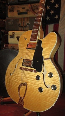 Very Clean And All Original 1996 GUILD Model X-170 Archtop Electric