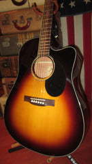 Jasmine Acoustic Electric Dreadnought