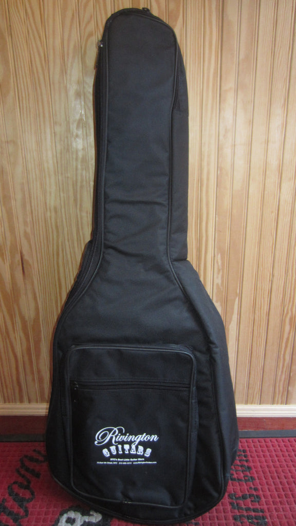 Rivington Guitars Gig Bag black Leatherette