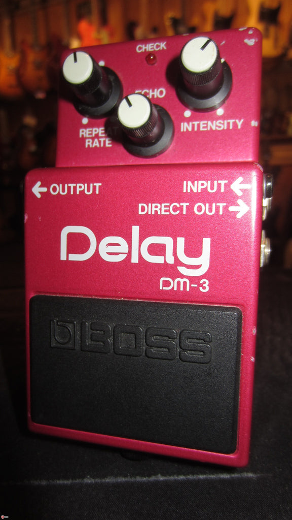 Circa 1989 Boss DM-3 Analog Delay