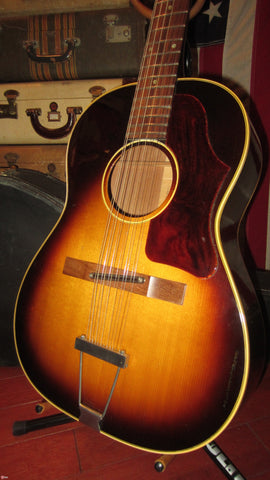 1969 Gibson B-25-12 12 String Acoustic