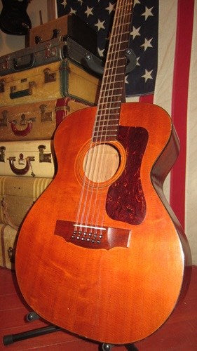 Vintage 1971 Guild F112 NT 12 String Plays And Sounds Amazing