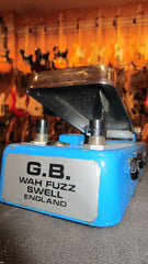 1973 Colorsound G.B. Wah Fuzz Swell