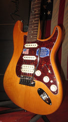 Pre-Owned 2011 Fender American Deluxe Stratocaster HSS