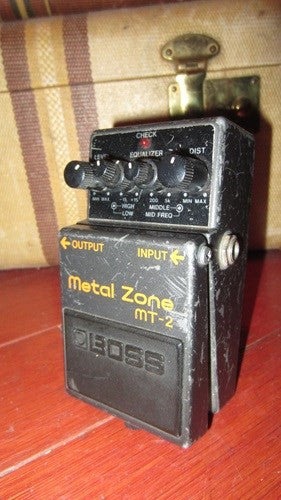 Original BOSS MT-2 Metal Zone